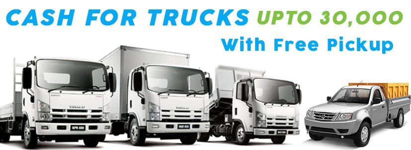 Cash for trucks